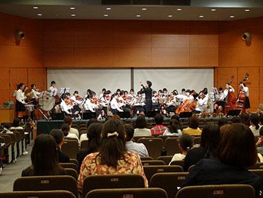 ミニコンサート(オーケストラ)