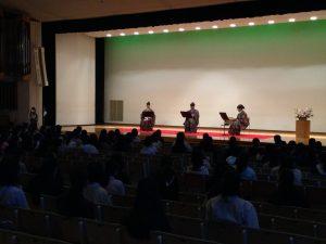 雅楽教室1