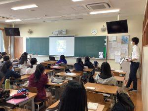 鎌倉遠足発表会5E