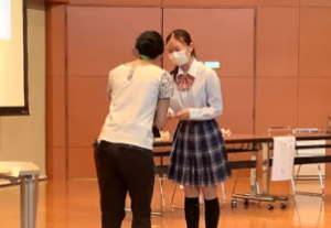 読書活動表彰式